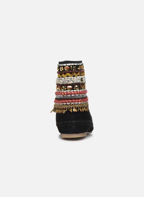 Bottines et boots Les Tropéziennes par M Belarbi Kan Noir vue droite