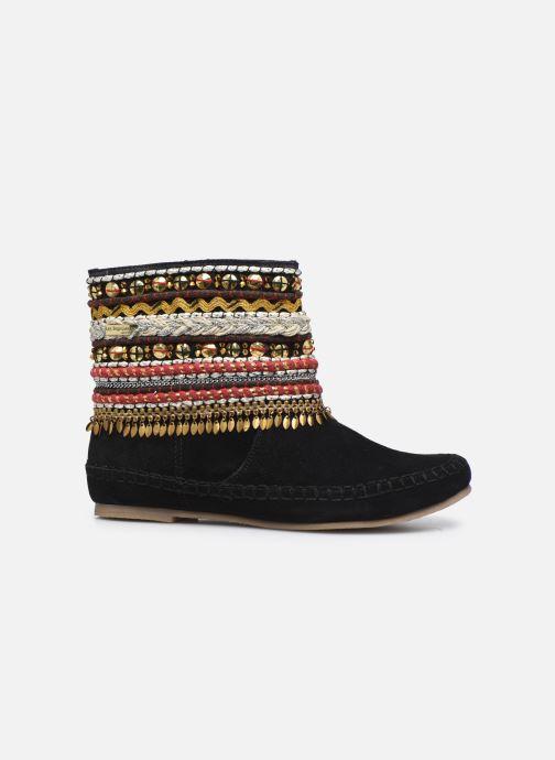 Bottines et boots Les Tropéziennes par M Belarbi Kan Noir vue derrière