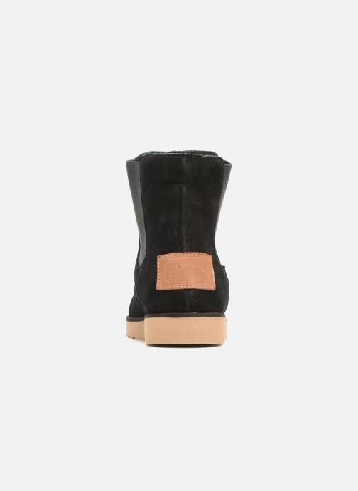Bottines et boots Les Tropéziennes par M Belarbi Cirque Noir vue droite