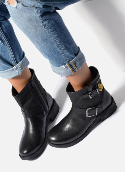 Boots en enkellaarsjes Les Tropéziennes par M Belarbi Lakao Zwart onder