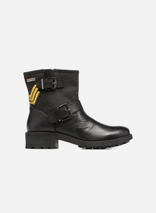 Bottines et boots Les Tropéziennes par M Belarbi Lakao Noir vue derrière