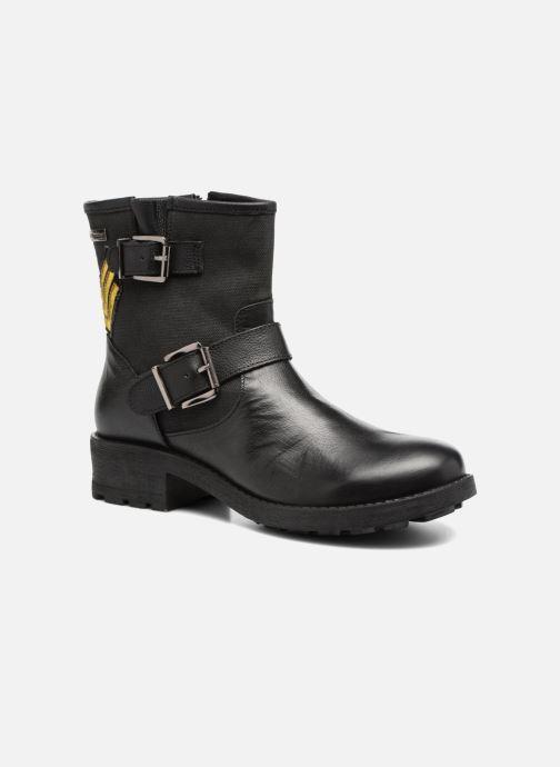 Boots en enkellaarsjes Les Tropéziennes par M Belarbi Lakao Zwart detail