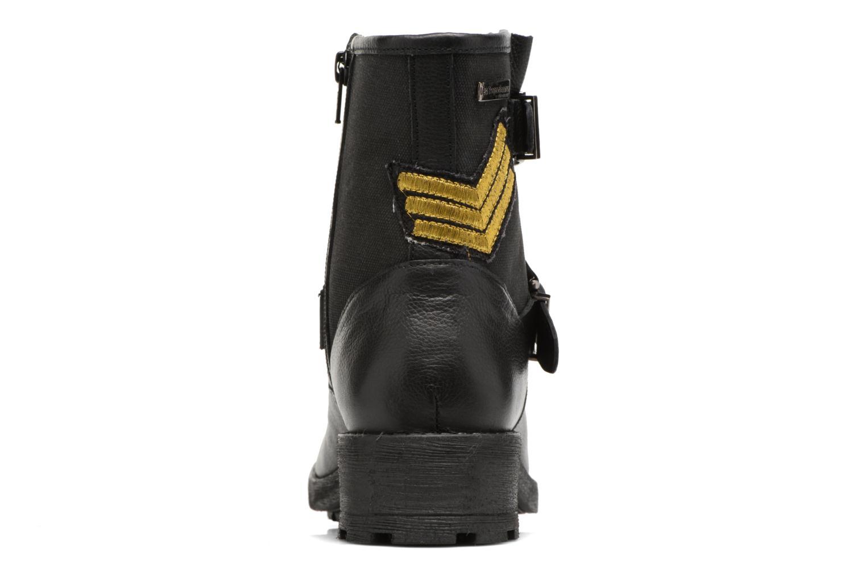 Bottines et boots Les Tropéziennes par M Belarbi Lakao Noir vue droite