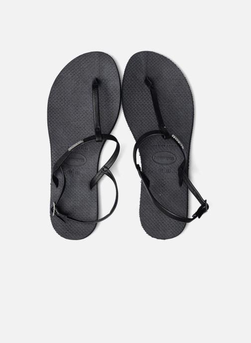 Havaianas You Riviera (zwart) - Sandalen(302950)