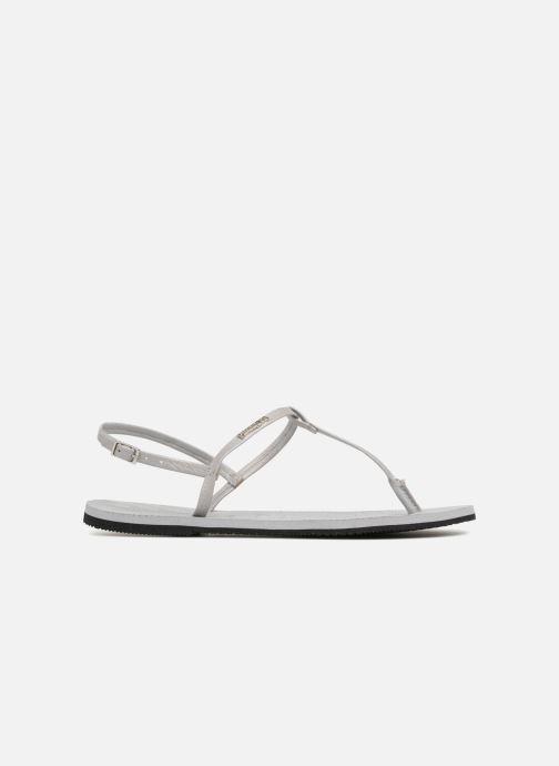 Sandales et nu-pieds Havaianas You Riviera Gris vue derrière