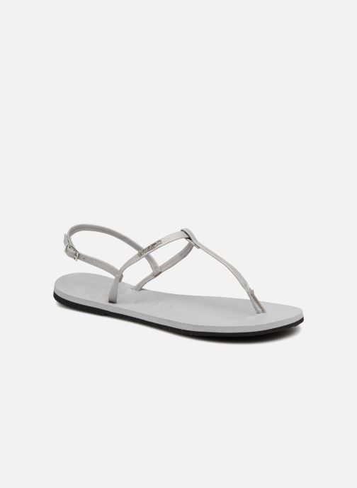 0cd29cd6903dff Havaianas You Riviera (Grey) - Sandals chez Sarenza (312949)
