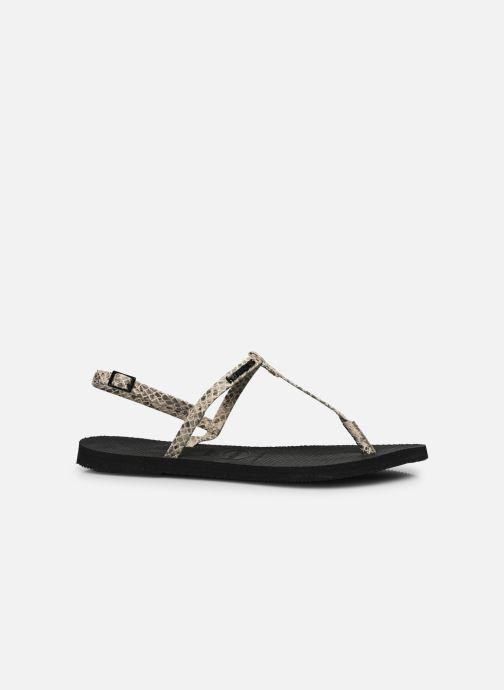 Sandali e scarpe aperte Havaianas You Riviera Beige immagine posteriore