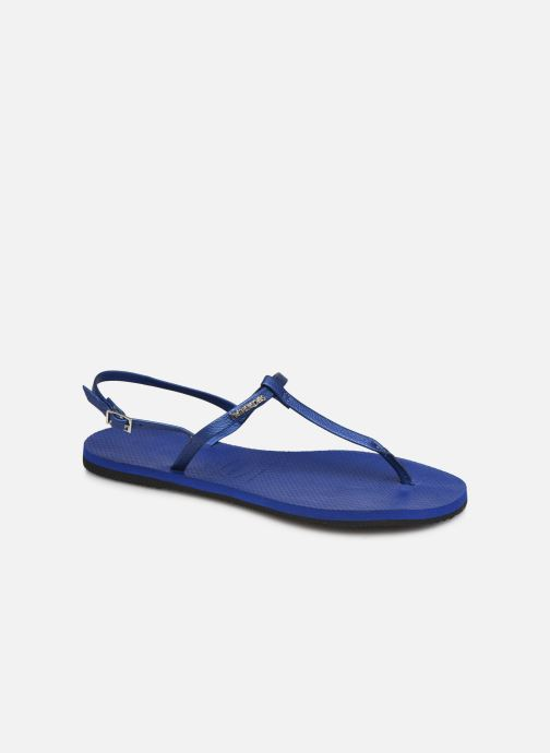 Sandales et nu-pieds Havaianas You Riviera Bleu vue détail/paire