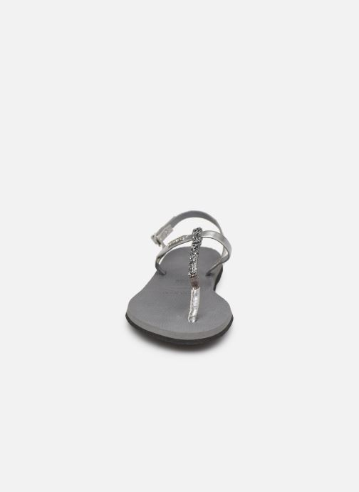 Sandals Havaianas You Riviera Silver model view