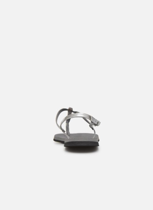 Sandals Havaianas You Riviera Silver view from the right
