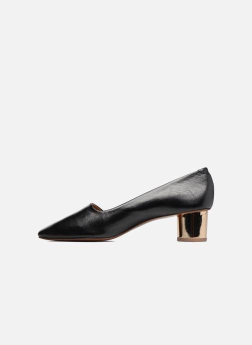 Zapatos de tacón BY FAR Karla Negro vista de frente
