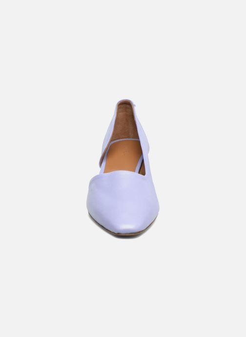 Høje hæle BY FAR Karla Blå se skoene på