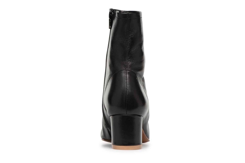 Black Leather Sofia By Far ONw80kPnX
