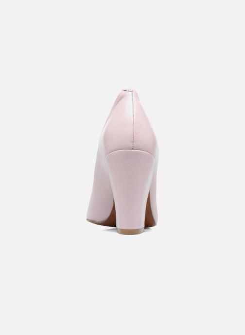 Zapatos de tacón BY FAR Niki Pump Violeta      vista lateral derecha