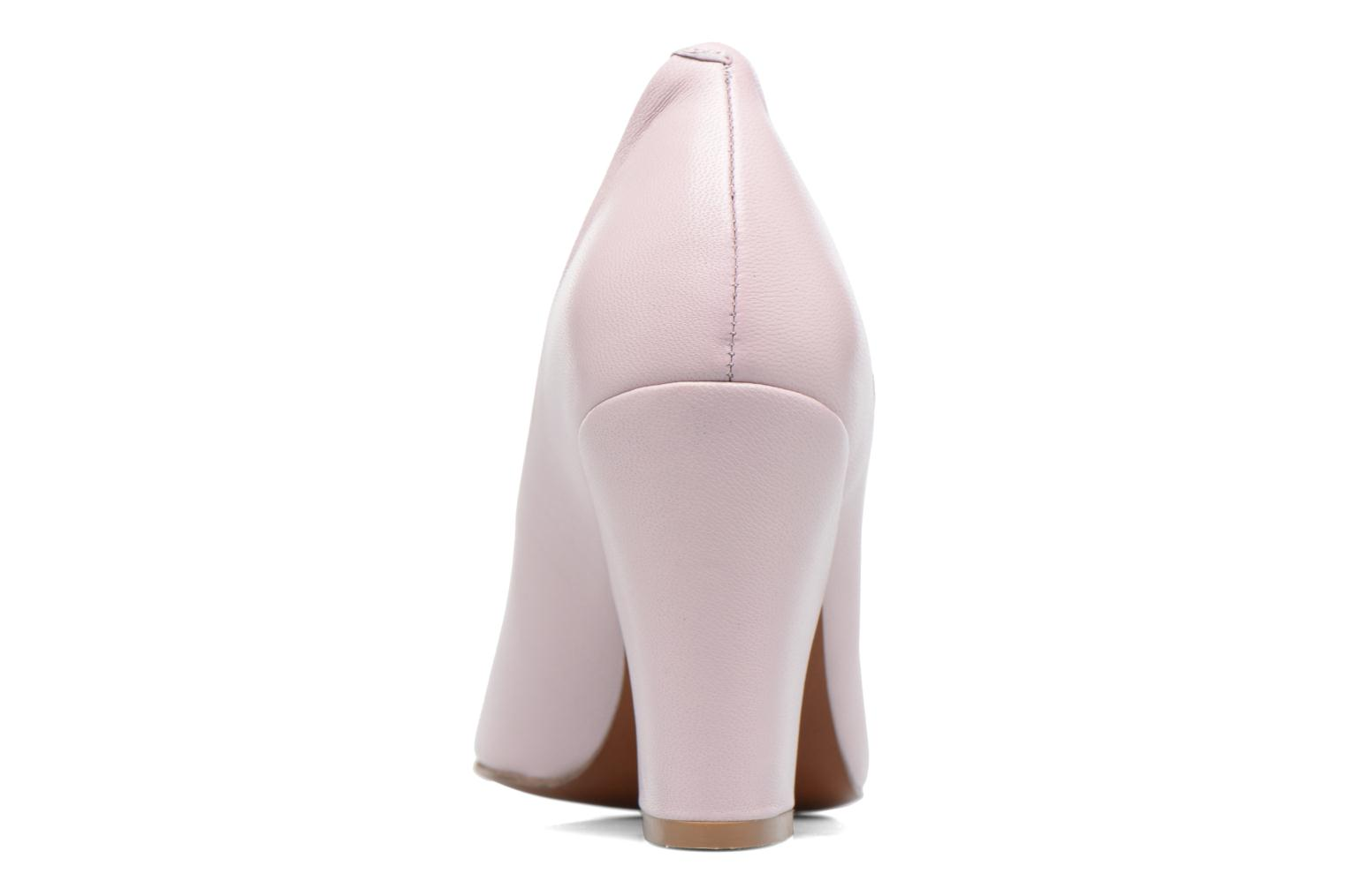 High heels By Far Niki Pump Purple view from the right
