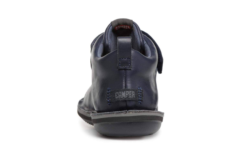 Sneakers Camper Beetle 2 Azzurro immagine destra