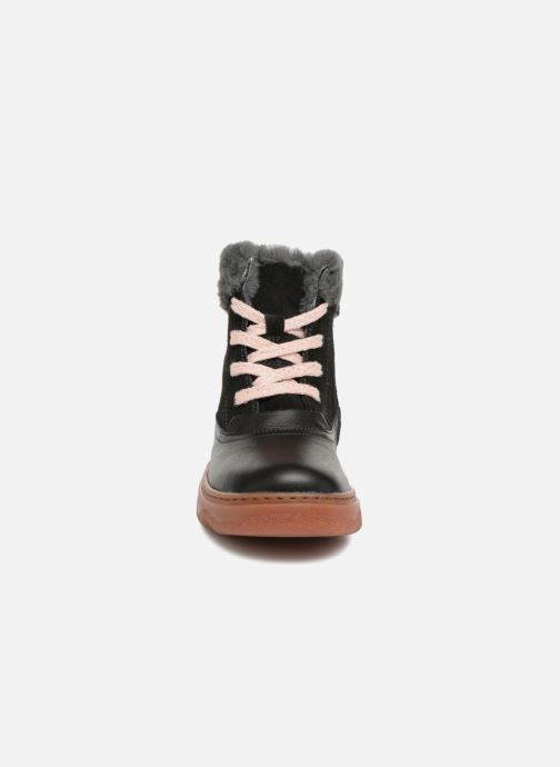 Ankle boots Camper Kido 2 Blue model view