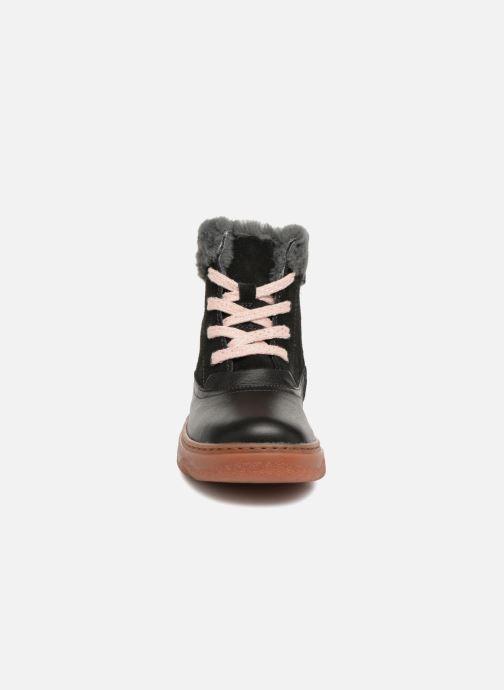 Bottines et boots Camper Kido 2 Bleu vue portées chaussures