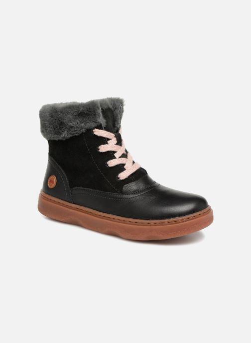 Bottines et boots Camper Kido 2 Bleu vue détail/paire