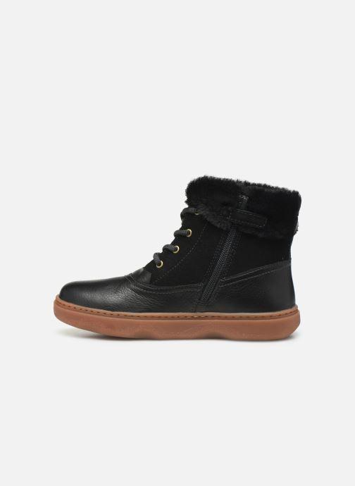 Boots en enkellaarsjes Camper Kido 2 Zwart voorkant