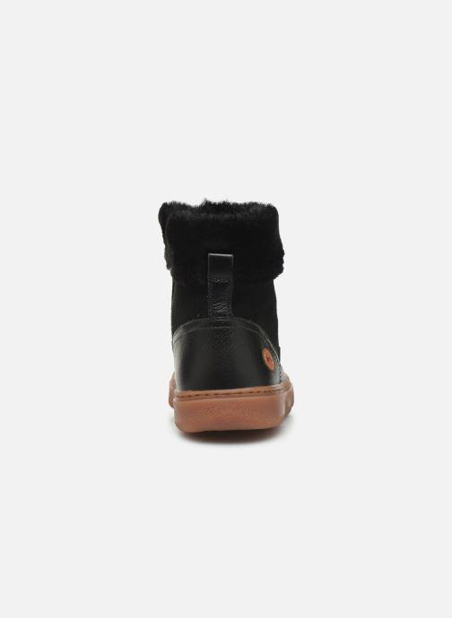 Boots en enkellaarsjes Camper Kido 2 Zwart rechts