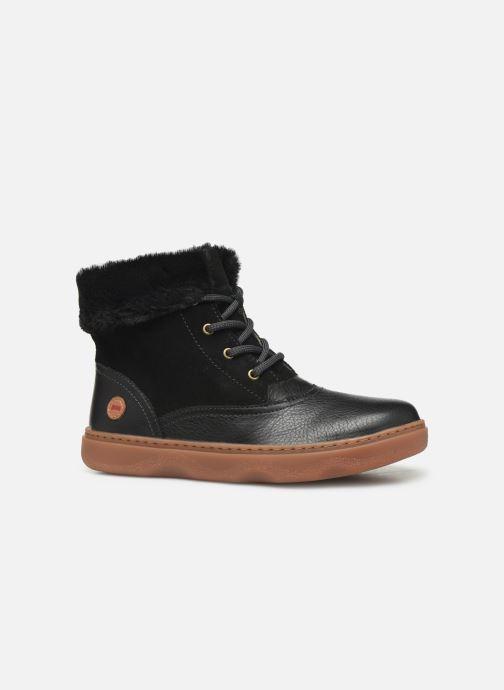 Boots en enkellaarsjes Camper Kido 2 Zwart achterkant