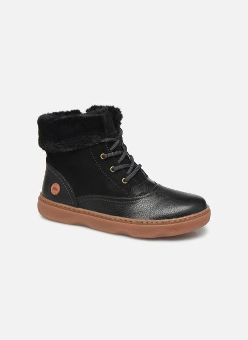 Boots en enkellaarsjes Camper Kido 2 Zwart detail
