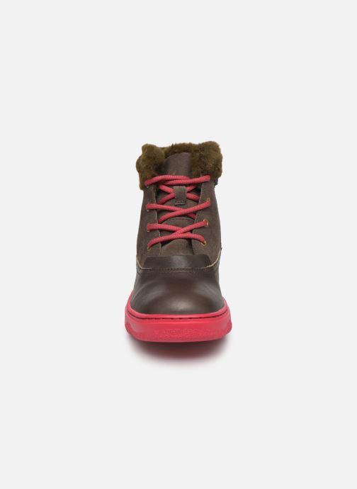 Boots en enkellaarsjes Camper Kido 2 Bruin model