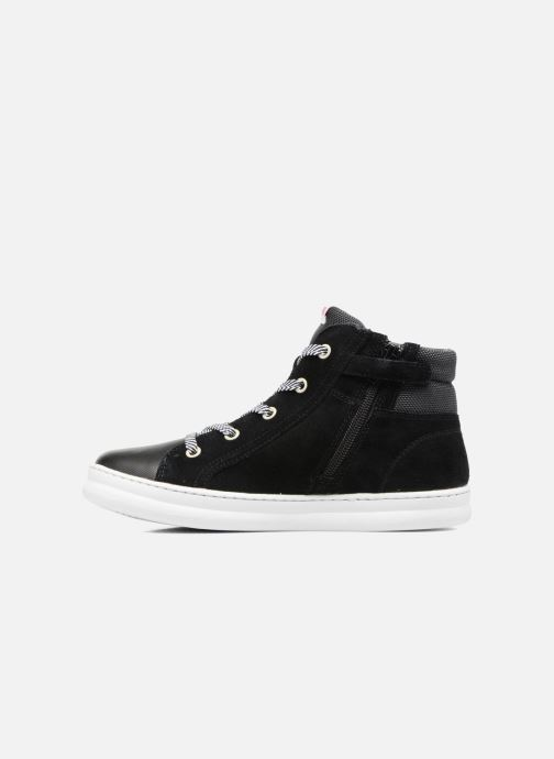 Trainers Camper Runner Four Black front view