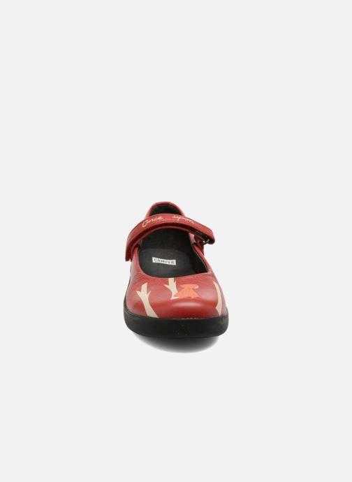Ballet pumps Camper TWS 5 Red model view