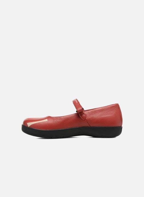 Ballet pumps Camper TWS 5 Red front view