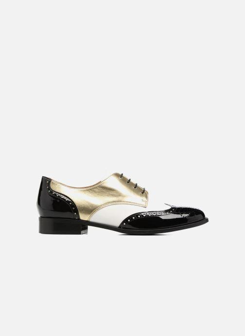 Chaussures à lacets Georgia Rose Tritrou Noir vue derrière