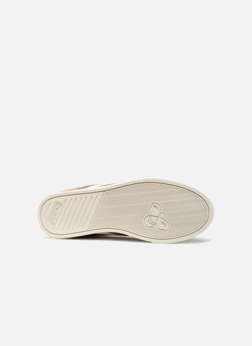 Sneakers Hummel Slimmer Stadil Duo Oiled High Marrone immagine dall'alto
