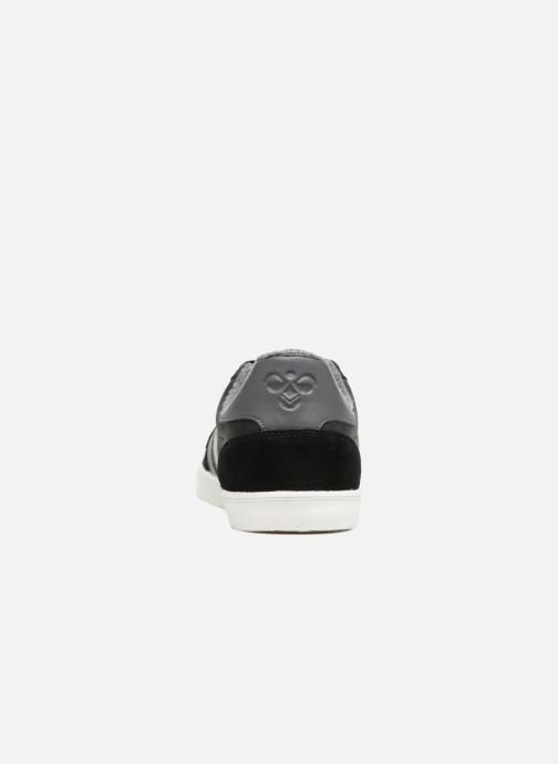 Sneakers Hummel Slimmer Stadil Duo Oiled Low Nero immagine destra