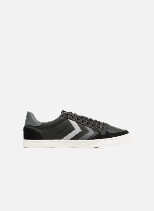 Sneakers Hummel Slimmer Stadil Duo Oiled Low Nero immagine posteriore