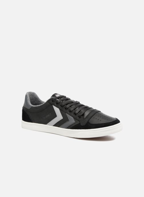 Sneakers Hummel Slimmer Stadil Duo Oiled Low Nero vedi dettaglio/paio