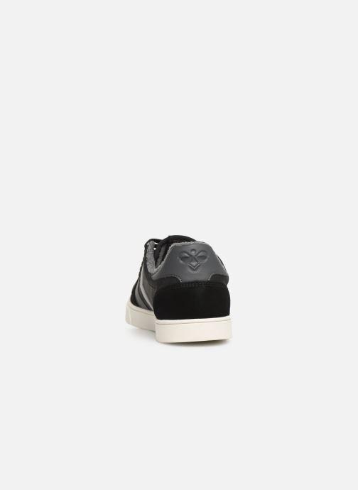 Sneakers Hummel Slimmer Stadil Duo Oiled Low Zwart rechts