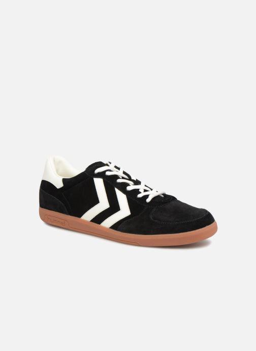 99f5cddbe4e Sneakers Hummel Victory Sort detaljeret billede af skoene