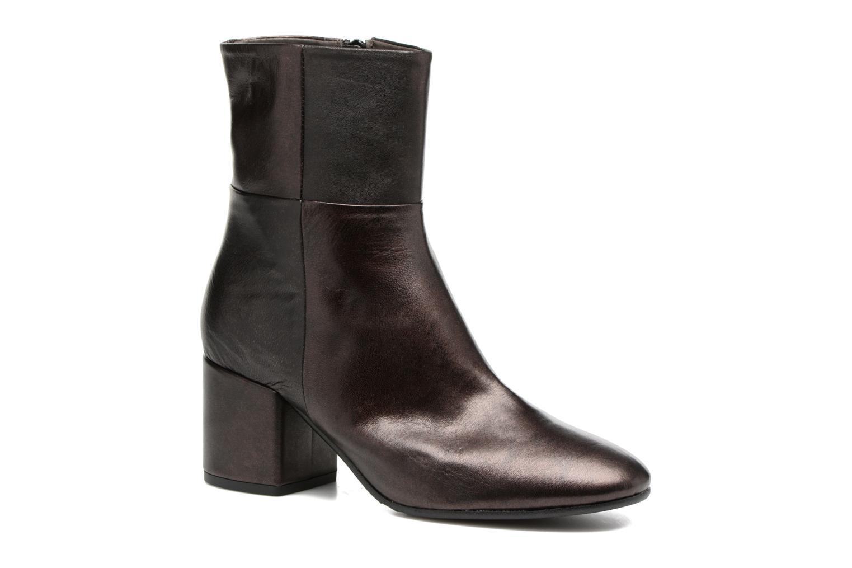 Zapatos Botines casuales salvajes  Georgia Rose Anlala (Marrón) - Botines Zapatos  en Más cómodo 667d35