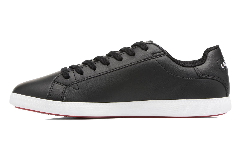 Sneakers Lacoste GRADUATE LCR3 SPM Zwart voorkant
