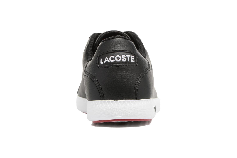 Sneakers Lacoste GRADUATE LCR3 SPM Zwart rechts