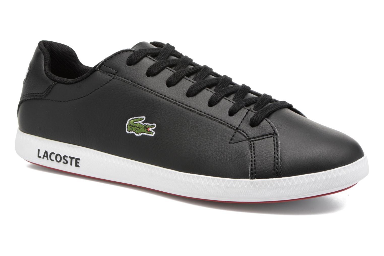 Sneakers Lacoste GRADUATE LCR3 SPM Zwart detail