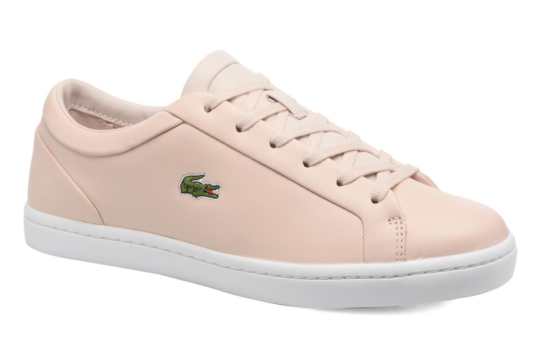 Nuevo 317 zapatos Lacoste Straightset Lace 317 Nuevo 3 (Beige) - Deportivas en Más cómodo 866fd3