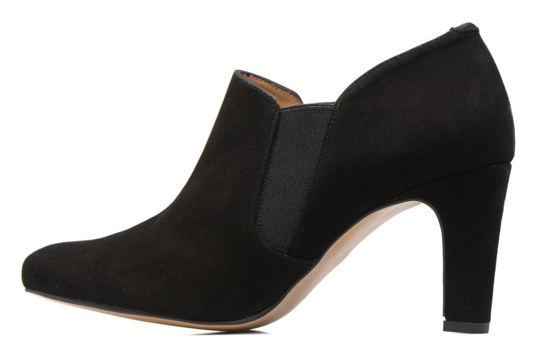 Bottines et boots Georgia Rose Safiana Noir vue face