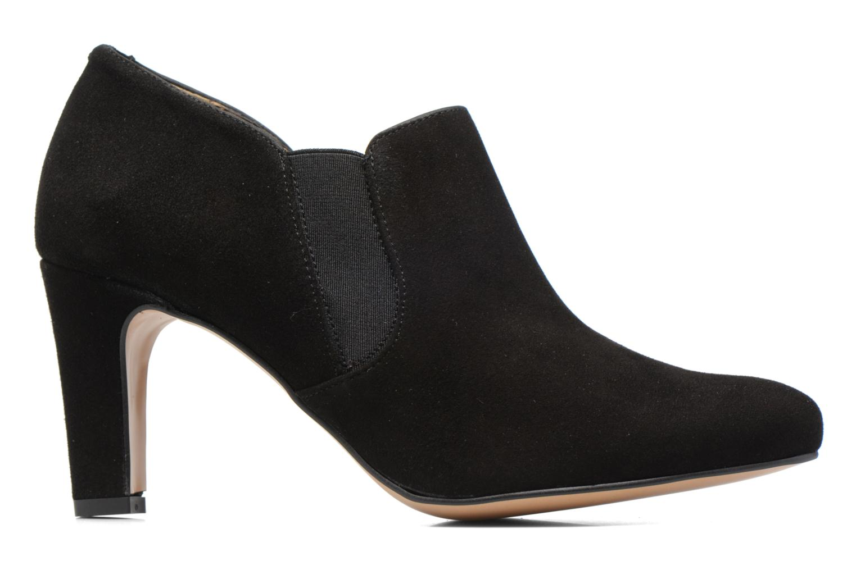 Bottines et boots Georgia Rose Safiana Noir vue derrière