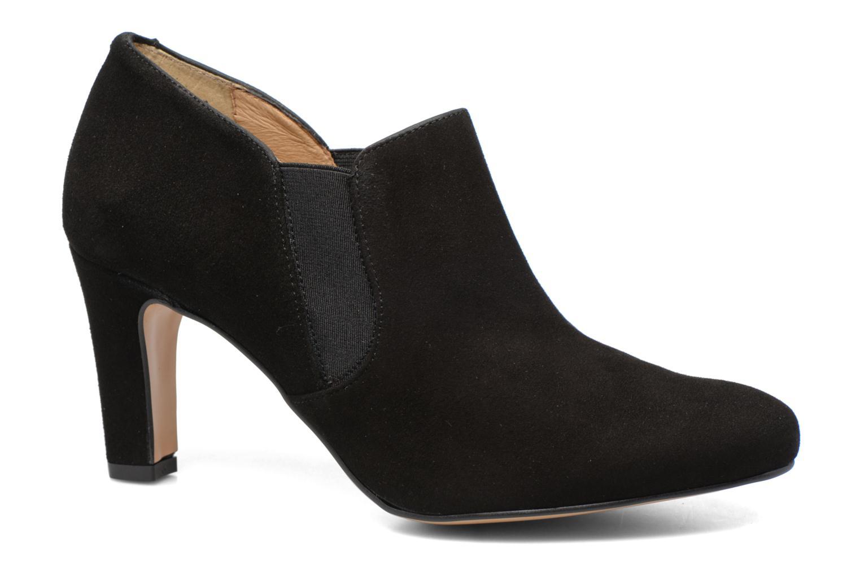 Bottines et boots Georgia Rose Safiana Noir vue détail/paire