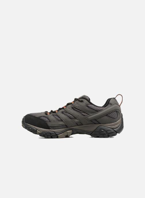 Chaussures de sport Merrell Moab 2 Gtx Gris vue face