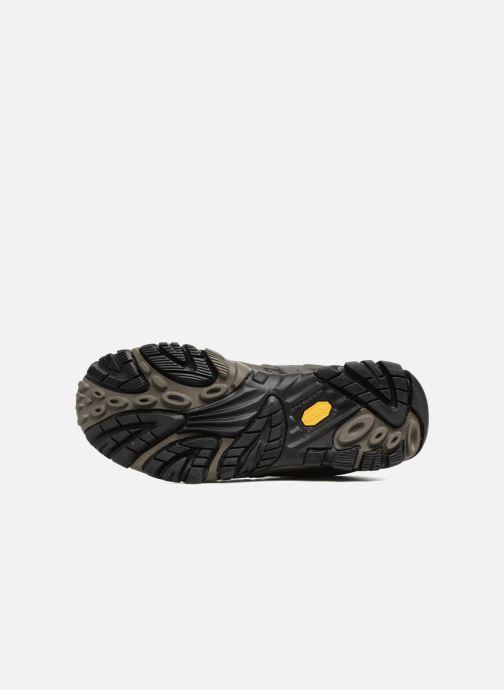 Zapatillas de deporte Merrell Moab 2 Gtx Gris vista de arriba