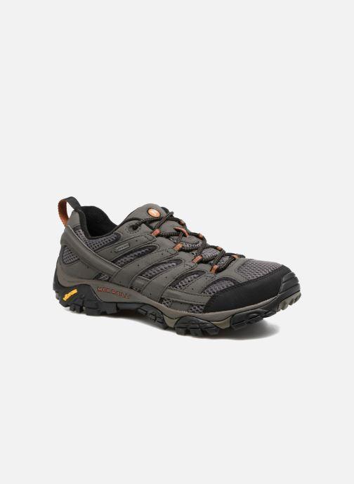 Chaussures de sport Merrell Moab 2 Gtx Gris vue détail/paire
