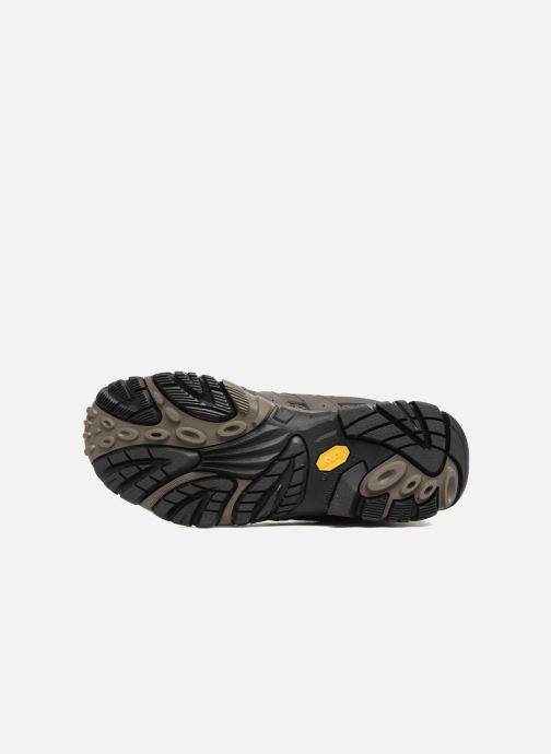 Zapatillas de deporte Merrell Moab 2 Mid Gtx Gris vista de arriba